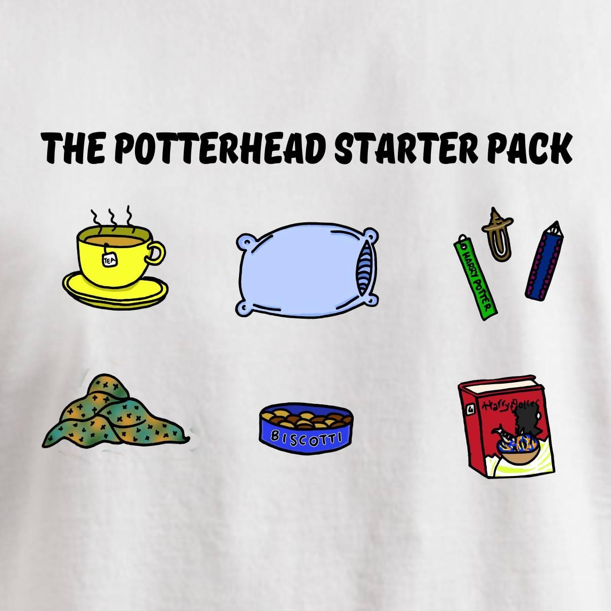 POTTERHEAD STARTER PACK