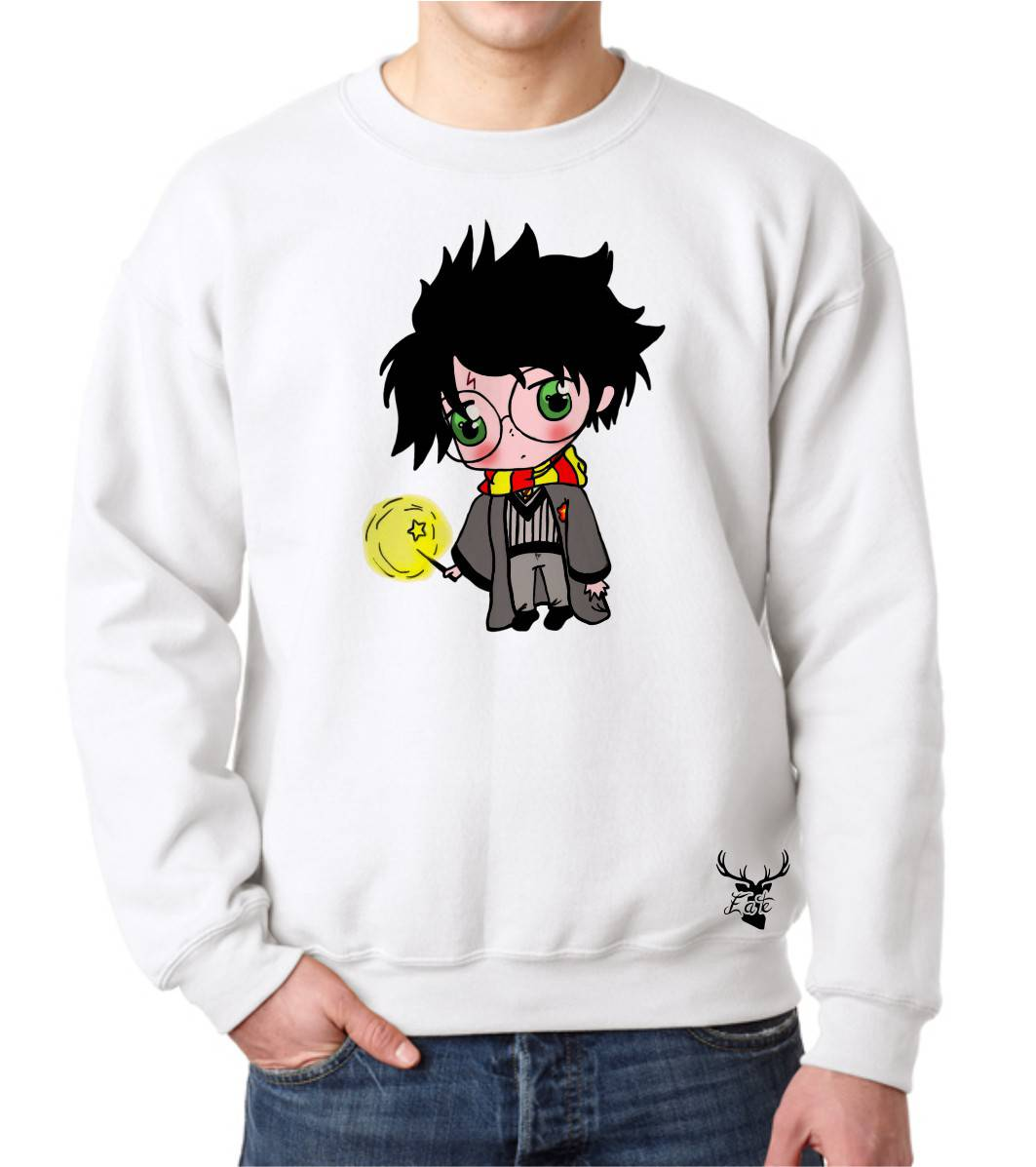 KAWAII POTTER FLEECE