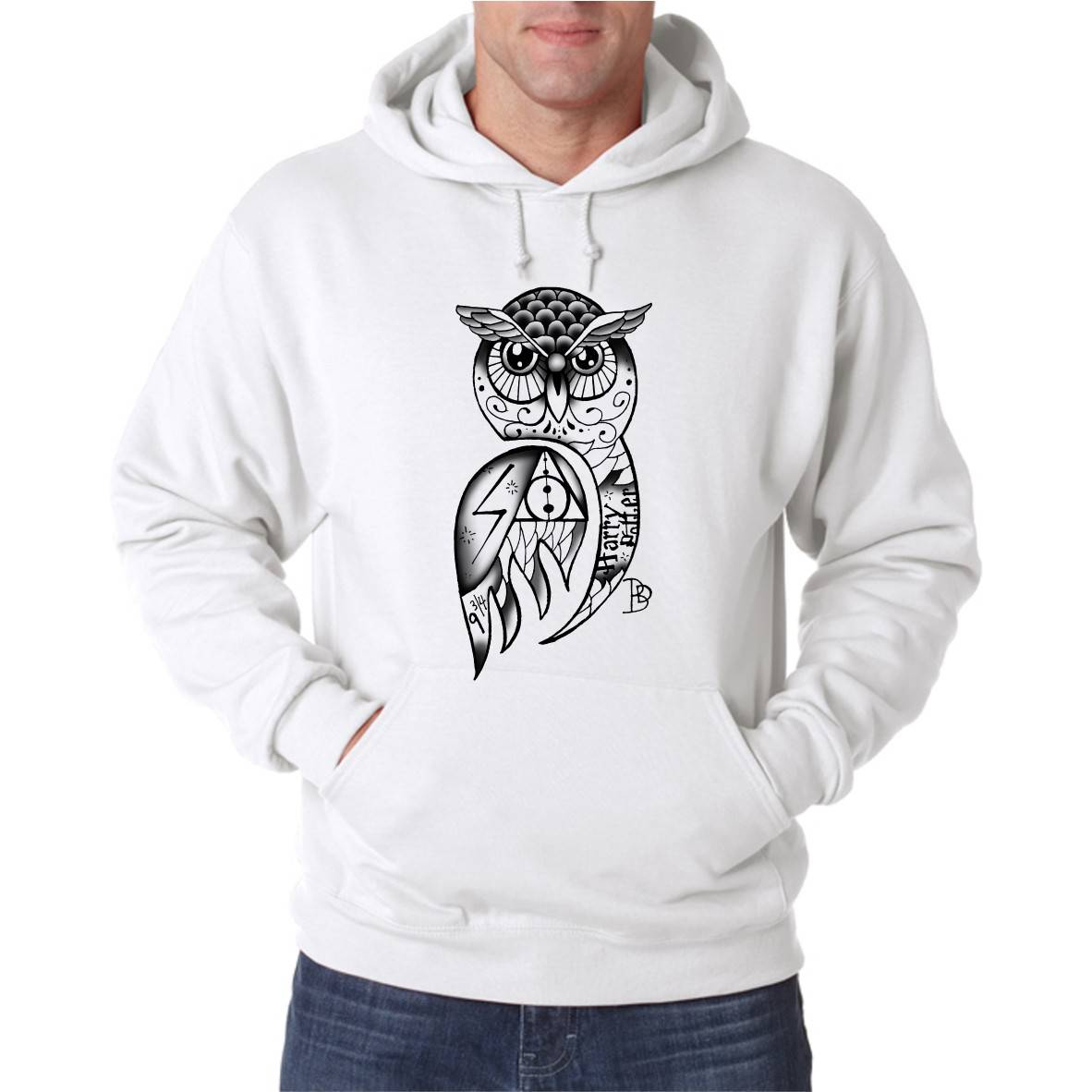EDVIGE UNISEX HOODED