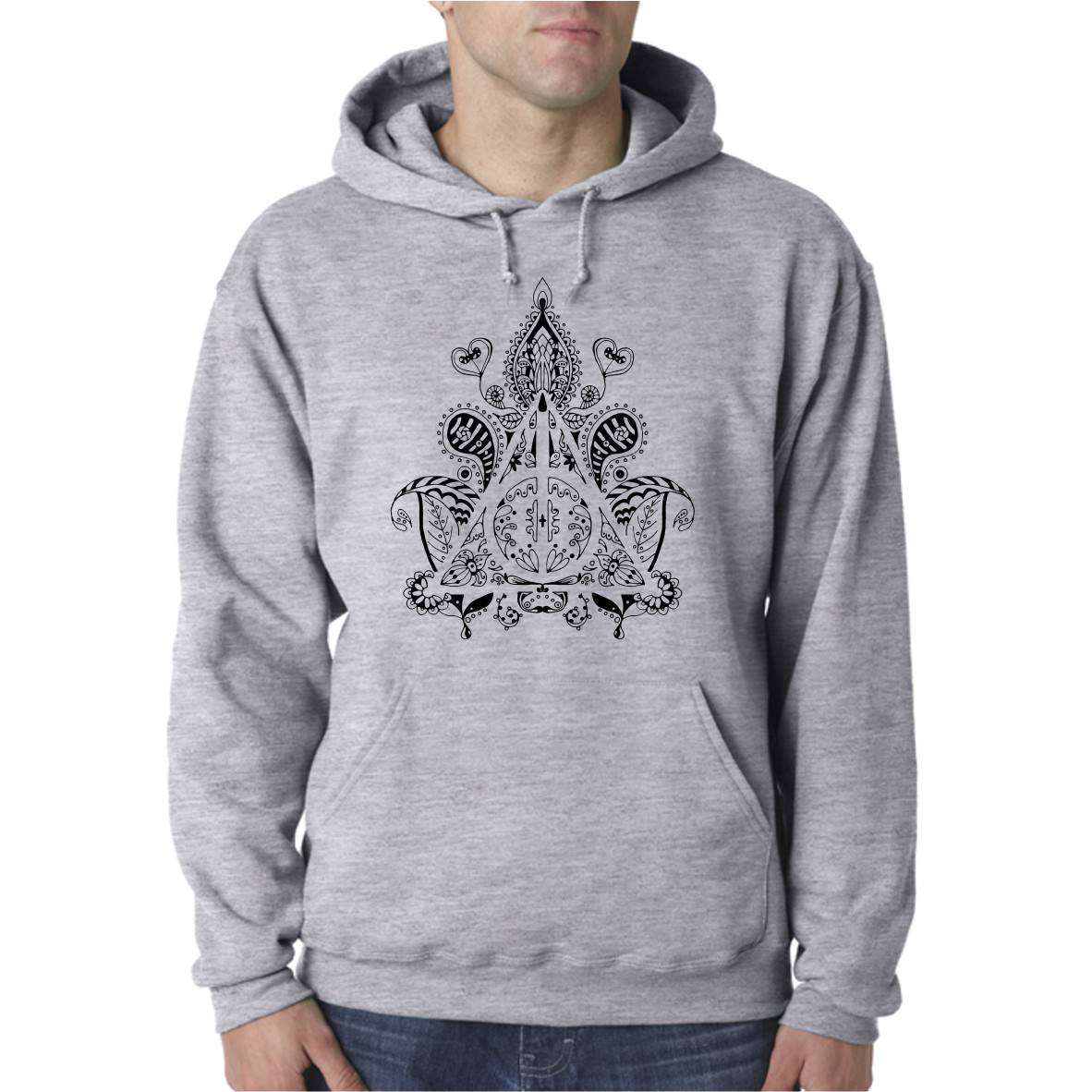 FANCY HALLOWS UNISEX HOODED