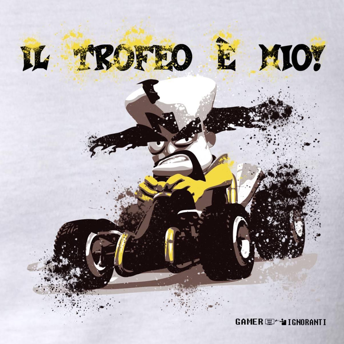 IL TROFEO E' MIO