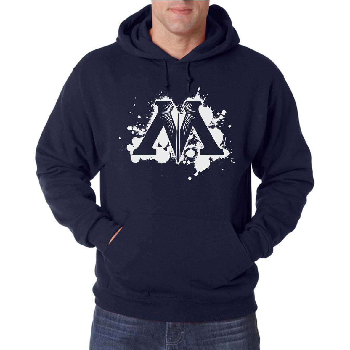 MINISTRY OF MAGIC UNISEX HOODED