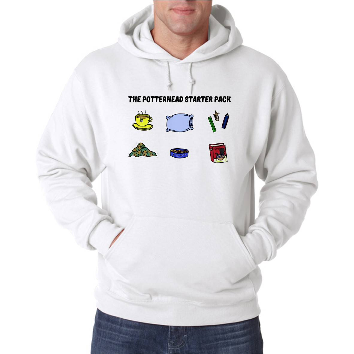 POTTERHEAD STARTER PACK UNISEX HOODED