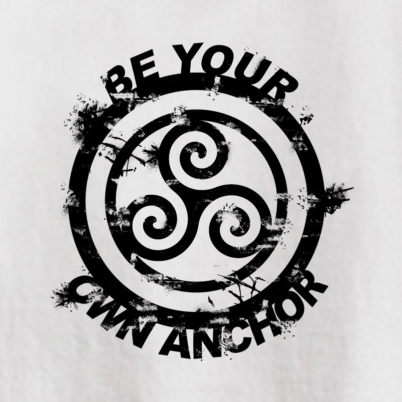 BE YOU OWN ANCHOR