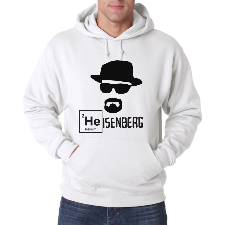 HEISENBERG UNISEX HOODED