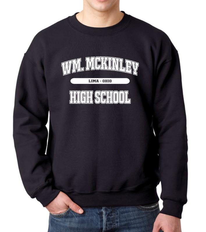 MCKINLEY HIGH SCHOOL FLEECE
