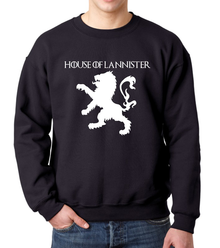 HOUSE LANNISTER FLEECE