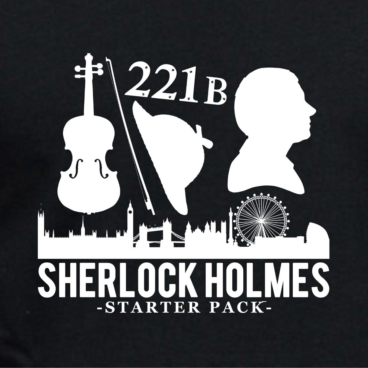 SHERLOCK HOLMES STARTER PACK