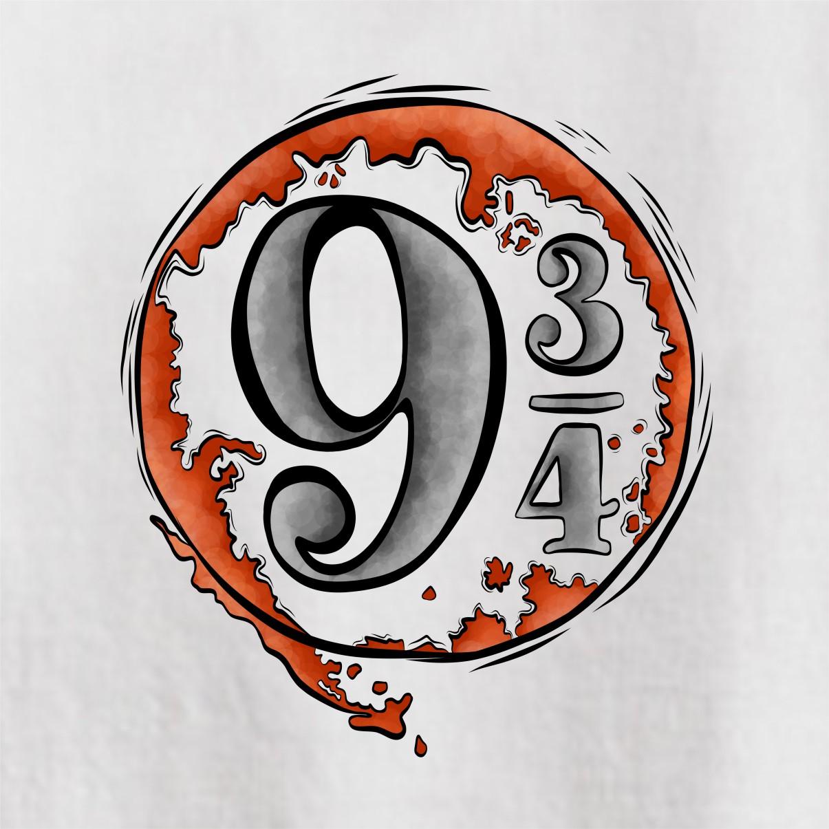 9 E 3/4