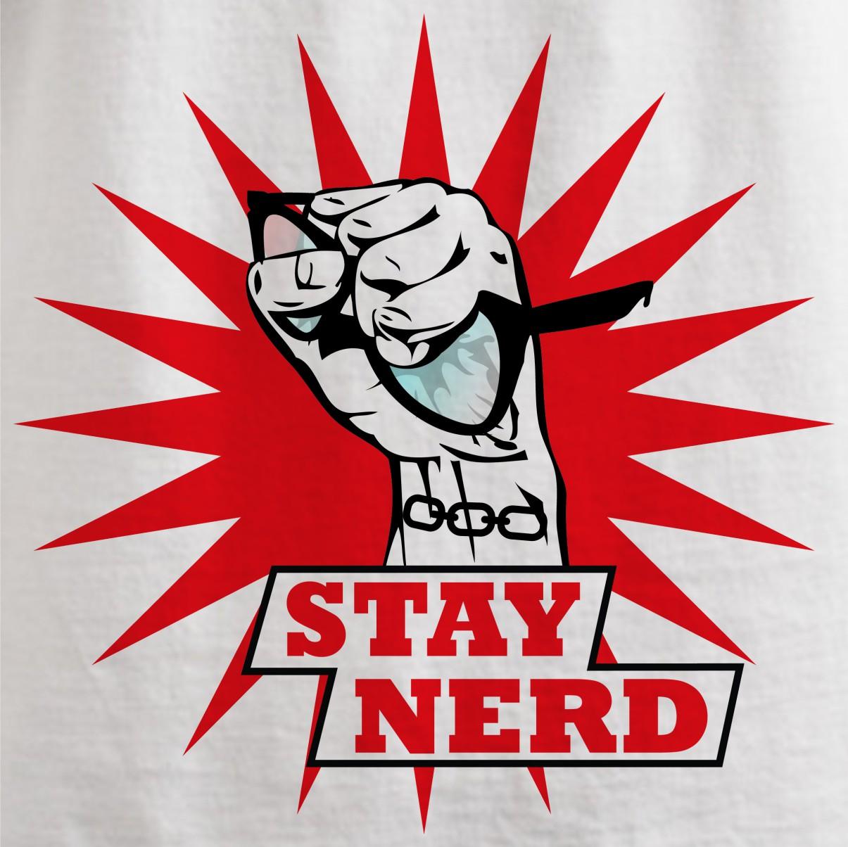 STAY NERD