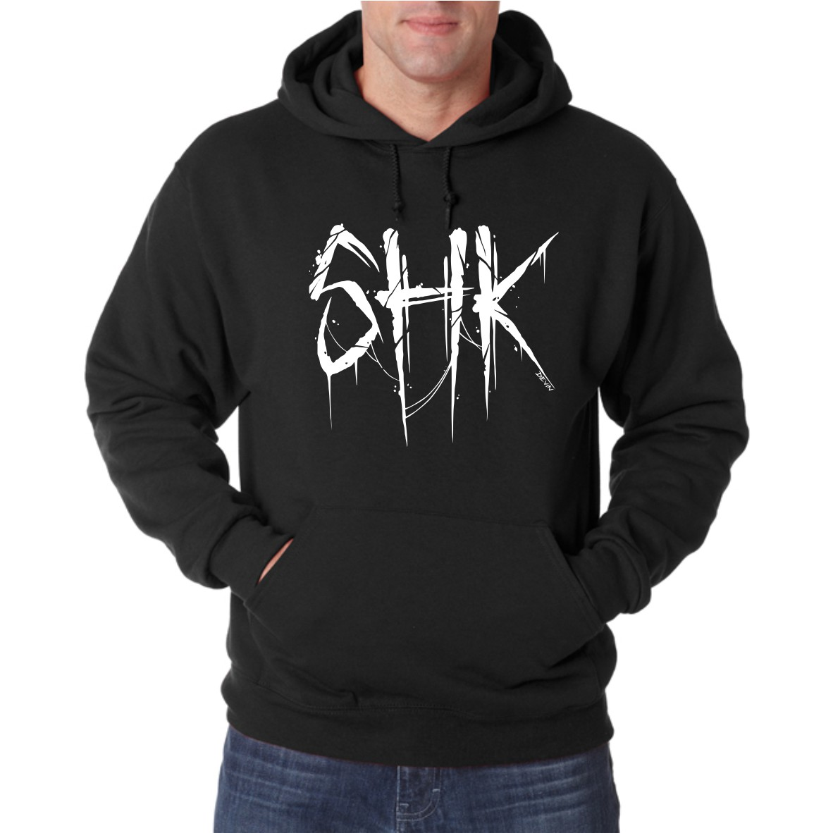 SHK LOGO HOODED