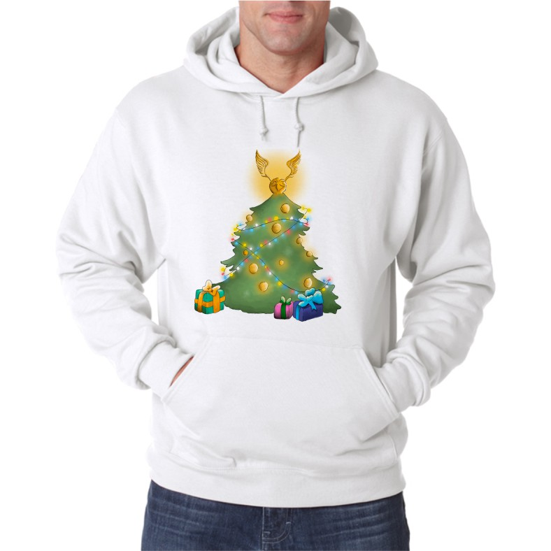 HARRY CHRISTMAS UNISEX HOODED