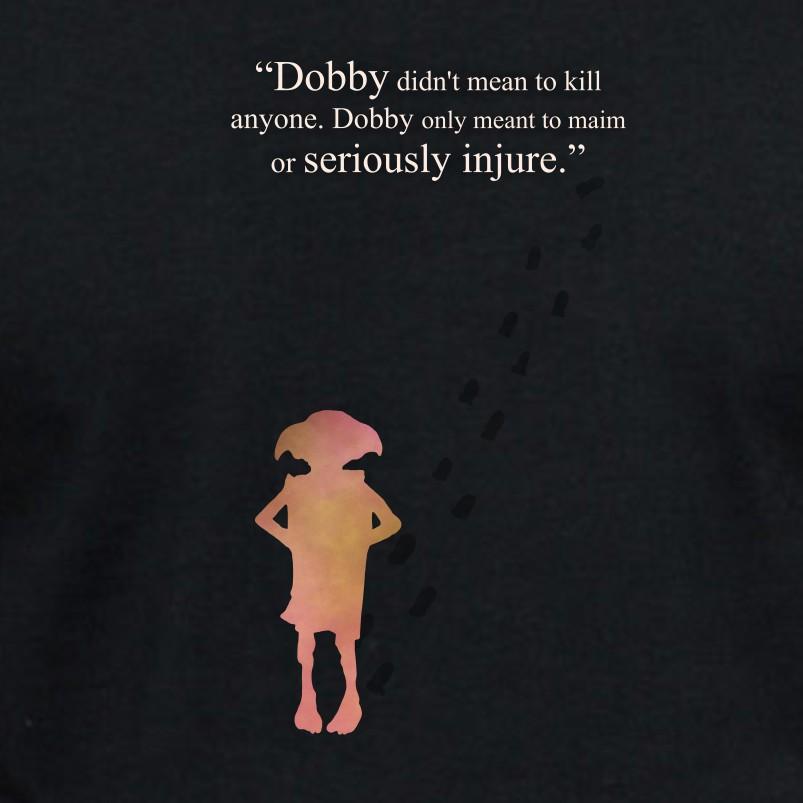 DOBBY NON VOLEVA